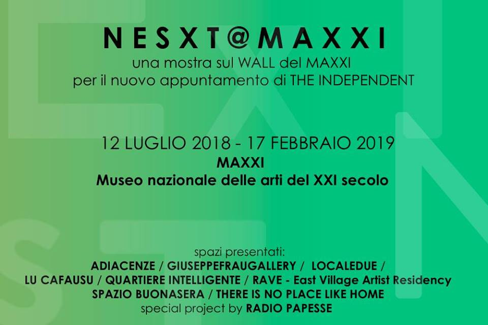 Quartiere Intelligente goes to MAXXI