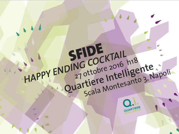 SFIDE: Project Happy Ending cocktail