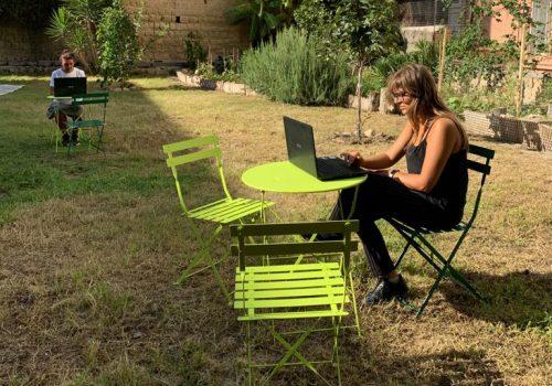 Coworking Garden 01